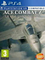 игра Ace Combat 7: Skies Unknown PS4