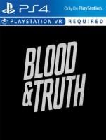 игра Blood & Truth PS4