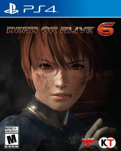 игра Dead or Alive 6 PS4 - русская версия