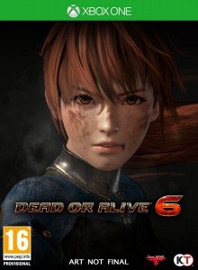 игра Dead or Alive 6 Xbox One - русская версия