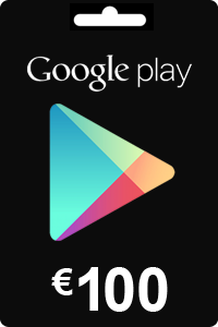 Google Play 100 EUR Gift Card EUROPE
