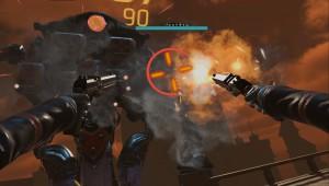 скриншот Gungrave VR PS4 #5