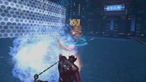 скриншот Gungrave VR PS4 #2