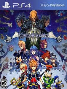 игра Kingdom Hearts 3 PS4