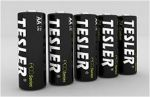 Батарейка Tesler Zinc Carbon AA (ТС 3789)
