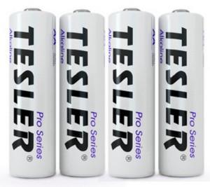 Батарейка Tesler  Alkaline AA (ТА 3792)