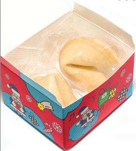 фото Волшебное печенье с предсказаниями с новым годом 2 шт, праздничный взрыв #3