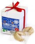 Волшебное печенье с предсказаниями с новым годом. Игрушки (7 печений)