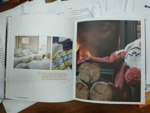 фото страниц Шитье и вязание Хюгге. Магия рукоделия для дома, где живет счастье #5