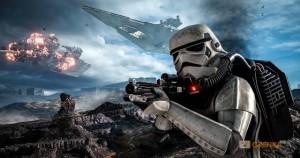 скриншот  Ключ для Star Wars: Battlefront 2 - UA #2