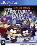 игра South Park: The Fractured but Whole PS4 - Русская версия