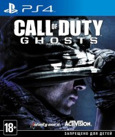 игра Call of Duty: Ghosts PS4 - Русская версия