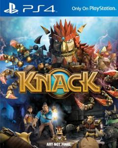 игра Knack PS4 - Русская версия