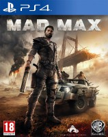 игра Mad Max PS4 - Русская версия
