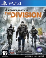 игра Tom Clancy's: The Division PS4 - Русская версия