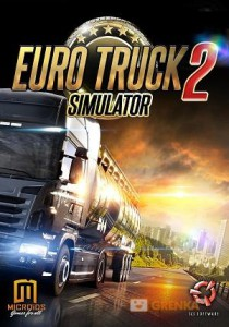 Игра Ключ для Euro Truck Simulator 2 - UA