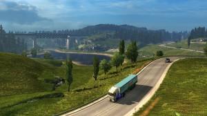 скриншот  Ключ для Euro Truck Simulator 2 - UA #4