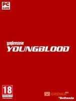 Игра Ключ для Wolfenstein: Youngblood - UA