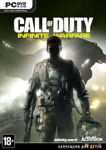 Игра Ключ для Call of Duty: Infinite Warfare - UA