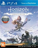 игра Horizon Zero Dawn. Complete Edition PS4 - Русская версия