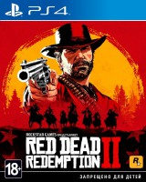 игра Red Dead Redemption 2 PS4 - Русская версия