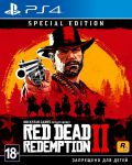 игра Red Dead Redemption 2: Special Edition PS4