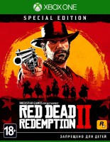 игра Red Dead Redemption 2: Special Edition Xbox One - Русская версия