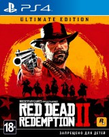 игра Red Dead Redemption 2: Ultimate Edition PS4 - Русская версия