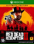 игра Red Dead Redemption 2: Ultimate Edition Xbox One - русская версия