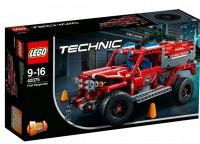 Конструктор Lego Technic 'Служба быстрого реагирования' (42075)