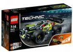 Конструктор Lego Technic 'Зеленый гоночный автомобиль' (42072)