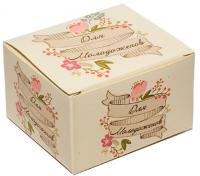 Подарок Волшебное печенье с предсказаниями Вкусная помощь 'Для молодожёнов' 2 шт.