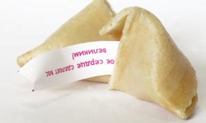 фото Волшебное печенье с предсказаниями Вкусная помощь 7 шт. #5