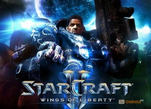Игра Ключ для StarCraft 2: Wings Of Liberty - UA