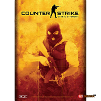 Игра Ключ для Counter-Strike: Global Offensive - UA