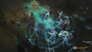 скриншот  Ключ для Diablo III : Rise of the Necromancer - UA #2