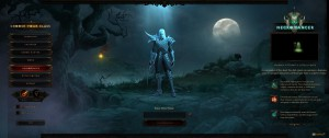 скриншот  Ключ для Diablo III : Rise of the Necromancer - UA #3