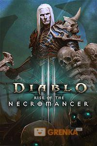 Игра Ключ для Diablo III : Rise of the Necromancer - UA