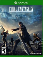 игра Final Fantasy 15 Xbox One - русская версия