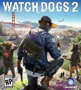 Игра Ключ для Watch Dogs 2 - UA