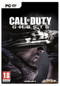 Игра Ключ для Call of Duty: Ghosts - UA
