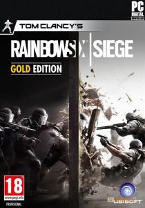 Игра Ключ для Tom Clancy's Rainbow Six: Siege - UA