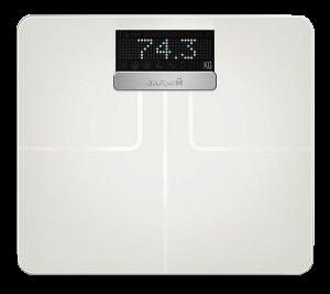 Подарок Весы напольные электронные Garmin Index Smart Scale White (010-01591-11)