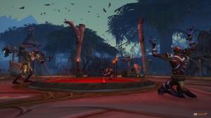 скриншот  Электронный ключ для World of Warcraft: Battle for Azeroth (PC) - UA #5