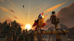 скриншот  Электронный ключ для World of Warcraft: Battle for Azeroth (PC) - UA #2