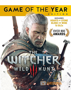 Игра Ключ для The Witcher 3: Wild Hunt - Game of the Year Edition - UA