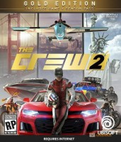 Игра Ключ для The Crew 2: Gold Edition - UA