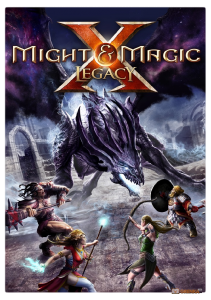 Игра Ключ для Меч и Магия Х Наследие - UA