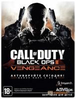 Игра Ключ для Call of Duty: Black Ops 2 Vengeance (DLC) - UA