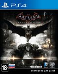 игра Batman: Arkham Knight  PS4 - Batman: Рыцарь Аркхема - Русская версия